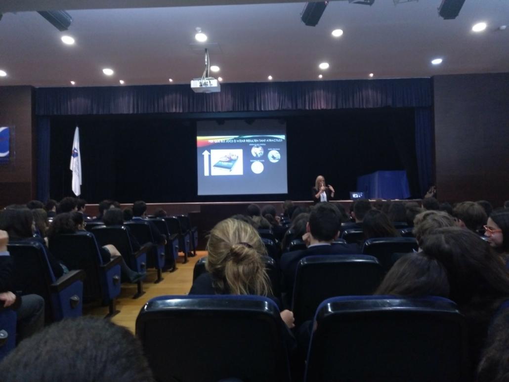 charlas en escuelas