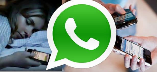 La dependencia del WhatsApp